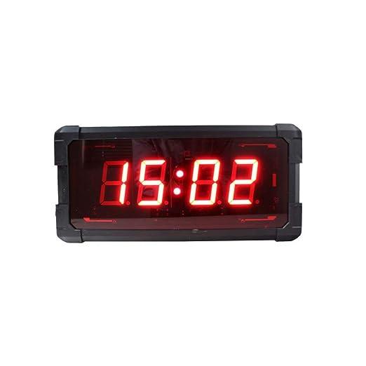 Lpinvin HO Temporizador Cronómetro Reloj Interno High Fitness ...
