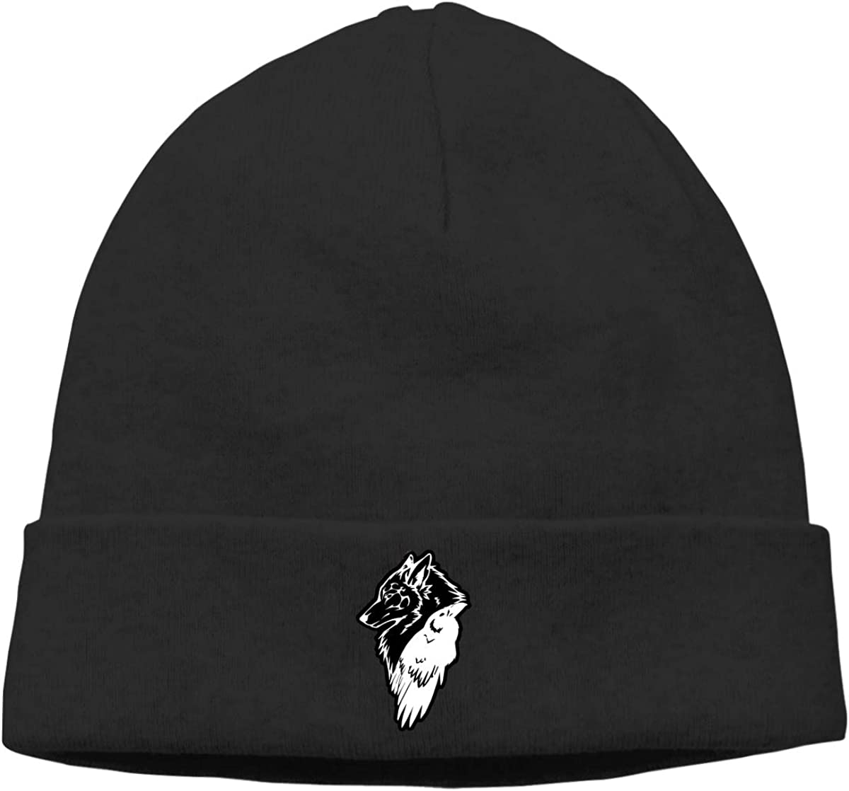 Nskngr Coats of Arms of El Salvador Cap Unisex Cuffed Deliciously Soft Daily Plain Skull Ski Slouchy Hat