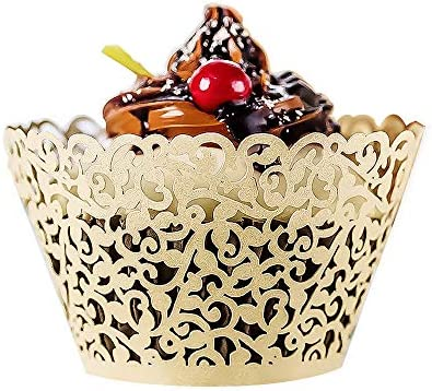 YOZATIA Cupcake Wrappers Birthday Decoration product image