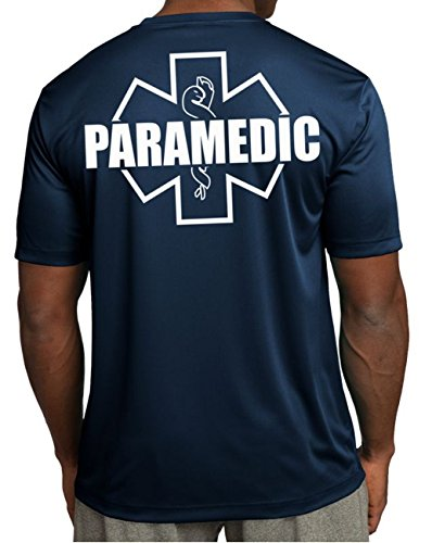810cfaae I Am Paramedic T-Shirt Funny Profession Tee Shirt Large Black - Buy ...