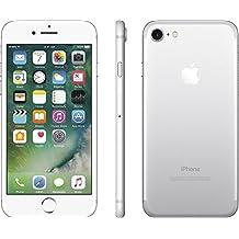 Apple iPhone 7 - 32GB - GSM Unlocked - Silver (Renewed)