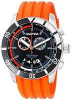 Nautica Men's N17586G NSR 08 Sporty Resin Watch from Nautica