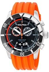 Nautica Men's N17586G NSR 08 Sporty Resin Watch