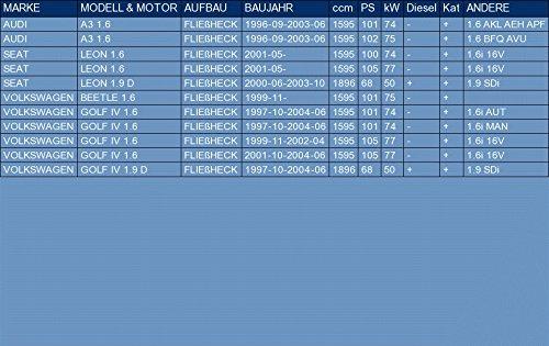 ETS-AUSPUFF ETS-5392 Auspuff Auspuffanlage