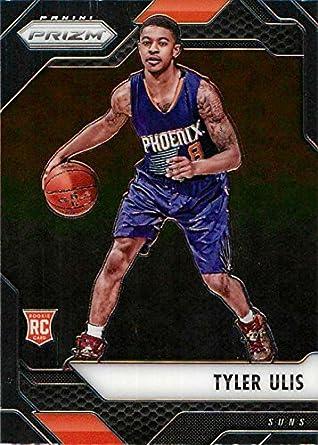 a073f513acb 2016-17 Panini Prizm Basketball  246 Tyler Ulis Phoenix Suns Official NBA  Trading Card