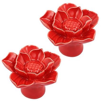 Edealmax Cabinet Armoire Porte Tiroir Tirer Forme Fleur De Lotus
