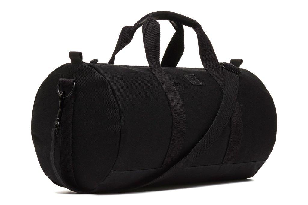 Jack + Mulligan Kennedy Duffel Bag - Black