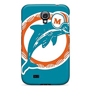 New Diy Design Miami Dolphins For Galaxy S4 Cases Comfortable For Lovers And Friends For Christmas Gifts