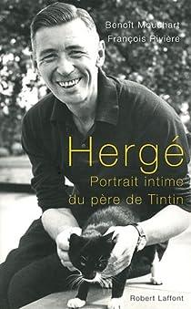 Hergé : Portrait intime du père de Tintin par Rivière