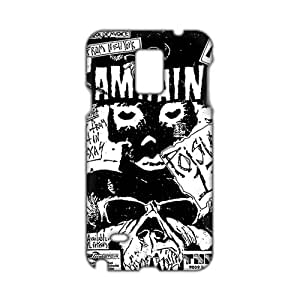 Cool-benz Samhain 3D Phone Case for Samsung Galaxy Note4