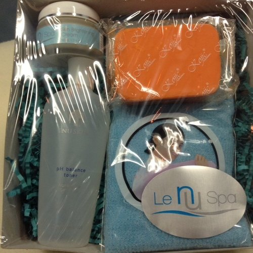 Le Nu Spa Daily Skin Health Set - Normal to Dry