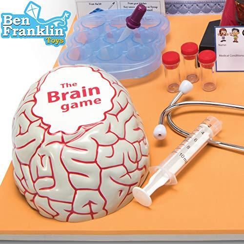 51pMqjD7MDL - Ben Franklin Toys Doctor Lab Pad Biology Kit