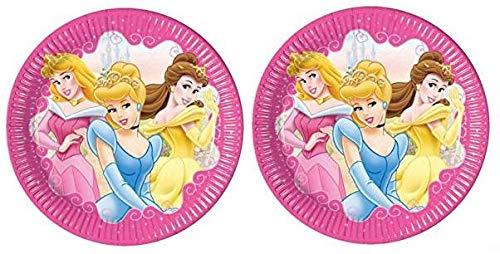 a la venta Disney Princess Fairytale platos de papel 2 unidades 2 2 2 unidades  aquí tiene la última