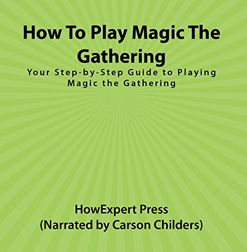 Price comparison product image How To Play Magic The Gathering: Your Step-By-Step Guide To Playing Magic The Gathering