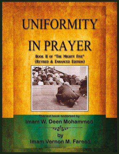 Uniformity In Prayer (The Mighty Five) (Volume 2)