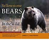 Yellowstone Bears in the Wild, James Halfpenny, 193183279X