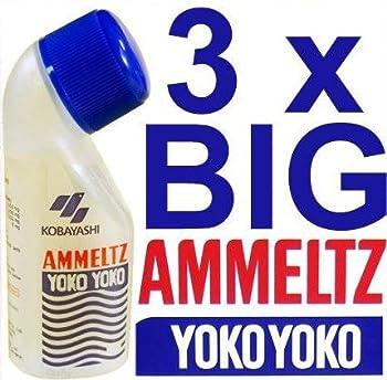 3 x 82ml BIG AMMELTZ YOKO bei Verstauchung Muskel Schmerz Verspannung Bluterguss