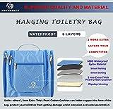 Hanging Toiletry Bag Extra Large Capacity | Premium