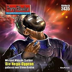 Die Nega-Cypron (Perry Rhodan 2435)