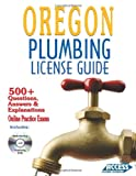img - for Oregon Plumbing License Exam Guide book / textbook / text book