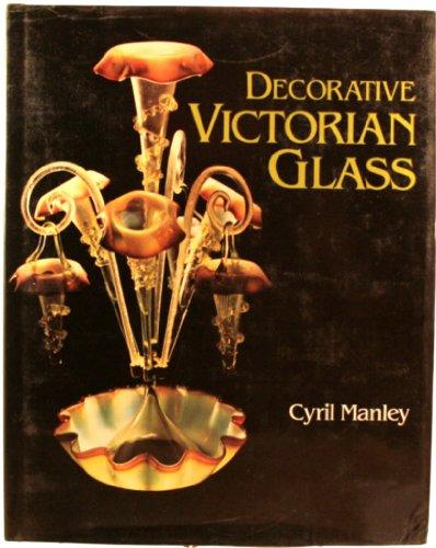 Victorian Glass - Decorative Victorian glass