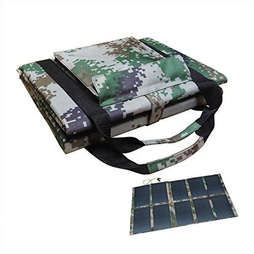 Cargador Solar Portátil De 100 Vatios De 18 Voltios Cargador ...