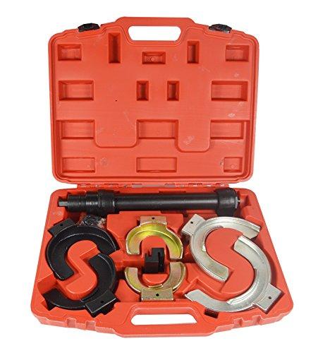 TECHTONGDA Shock Absorber Spring Compressor Tool Fork Strut Coil Spring Compressor Tool by TECHTONGDA (Image #5)