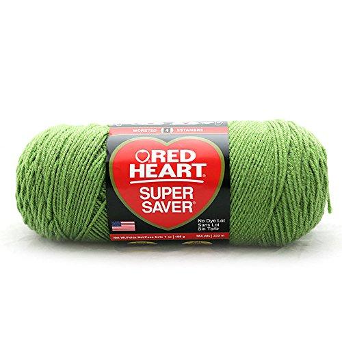 Fun Easter Basket Crochet Patterns - Free & Paid - Red Heart Yarn Super Saver 0624 Tea Leaf 7 oz