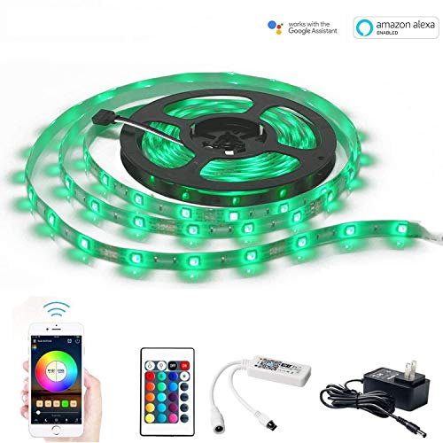 MagicLight Smart LED Strip Lights, WiFi Wireless APP