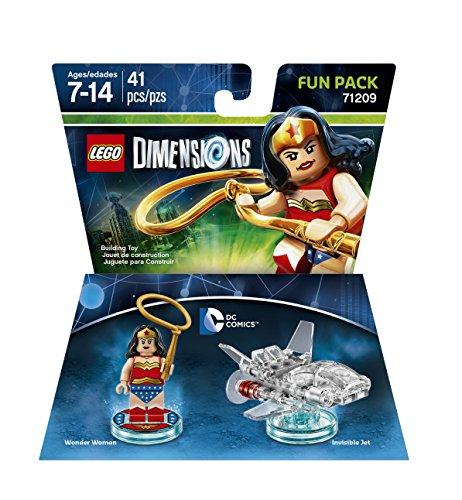 DC Wonder Woman Fun Pack - LEGO Dimensions by Mattel