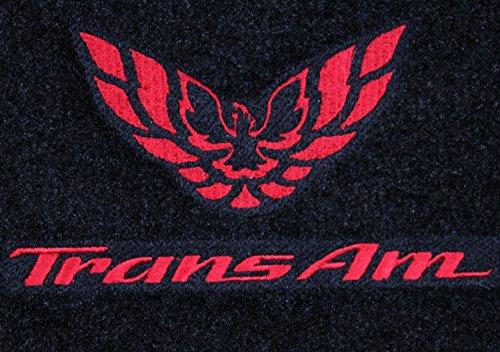 Pontiac Firebird Trans Am 4 Piece Custom Fit Black Carpet Import