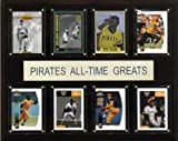 MLB Pittsburgh Pirates All-Time Greats Plaque
