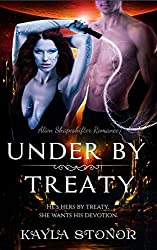 Under By Treaty (Alien Shapeshifter Romance) (Qui Treaty Collection)