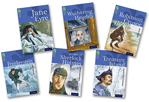 Download Oxford Reading Tree TreeTops Classics: Level 17: Pack of 6 by Mary Shelley (2014-01-09) PDF ePub book
