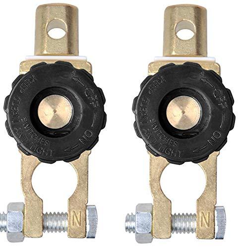 Binding Post Terminal 2 Pieces Car Battery POLT Separator, Battery POLT Renner 6 - 24 V: