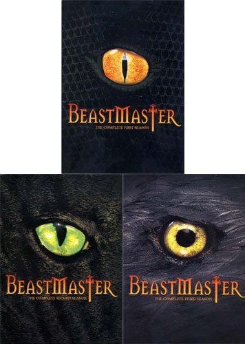 BeastMaster - The Complete 1 / 2 / 3 Season (Boxset) (3 Pack)