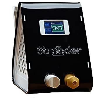 strooder strk-b-blk-pla filamento eléctrica, boquilla en blanco ...