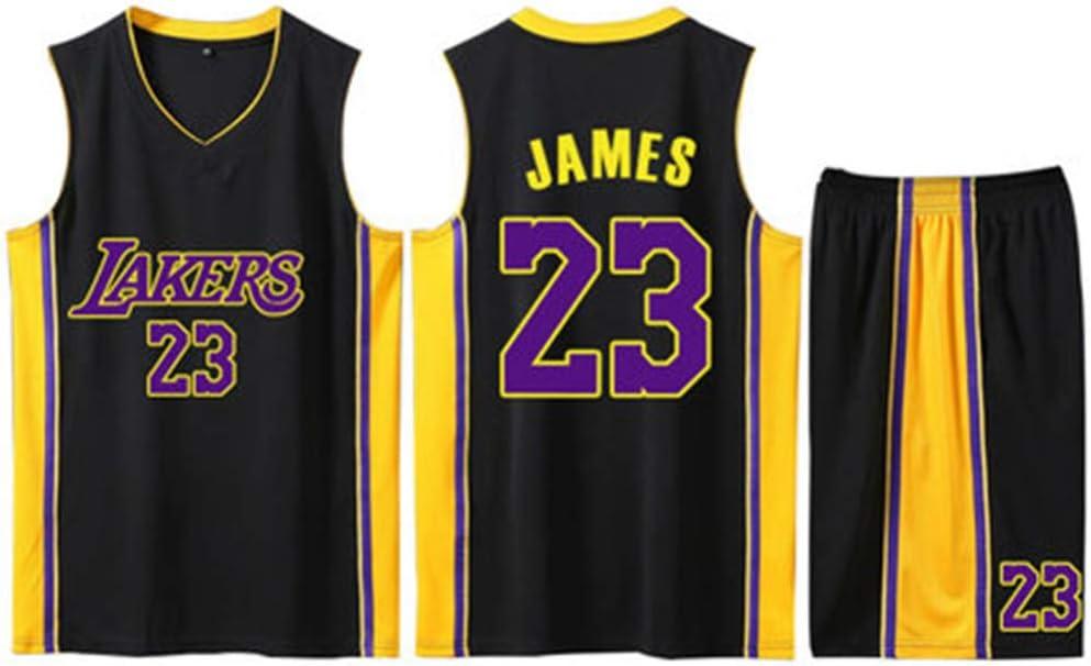 Lebron James Basketball Jersey Adult Kids Boys Men Top+Shorts Suit Set Gift L.A