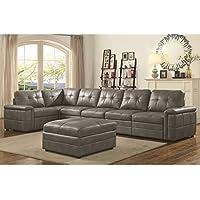 Coaster Home Furnishings 551294RAF Chair, Grey