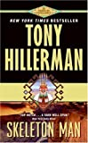 Front cover for the book Skeleton Man by Tony Hillerman