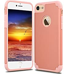 More intimate Design for iPhone 6/6s 4.7 inch  Pocket-friendly iPhone 6 case / iPhone 6s case slides in and out of your pocket with ease.  With CaseHQ iPhone 6 case,/ iPhone 6S case, you can't miss any call and it takes you into the moment wi...
