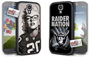 Oakland Raiders Marilyn Monroe and 'Raider Nation by runtopwell