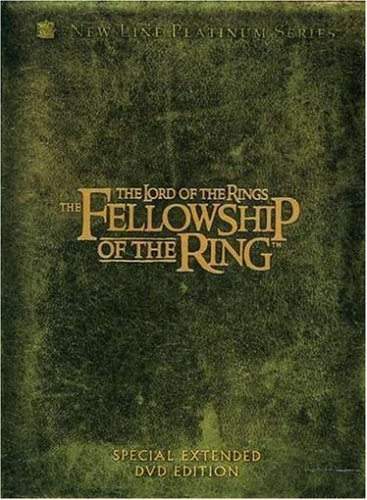 The Lord of the Rings: The Fellowship of the Ring (Four-Disc Special Extended Edition) [DVD]
