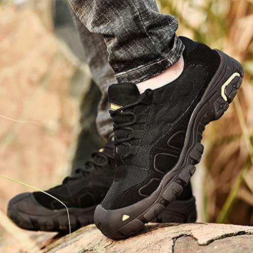 ウォーキングシューズ ハイキングシューズ メンズ ローカット 防滑 幅広 ジャングルブーツ ミリタリーブーツ 登山靴 耐摩耗性 歩きやすい アウトドア キャンプ スポーツ クライミングシューズ トレッキングシューズ