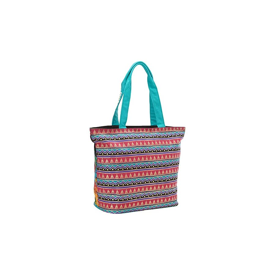 Laurel Burch Fantasticats Shoulder Tote
