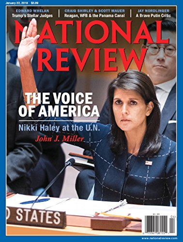 Magazines : National Review