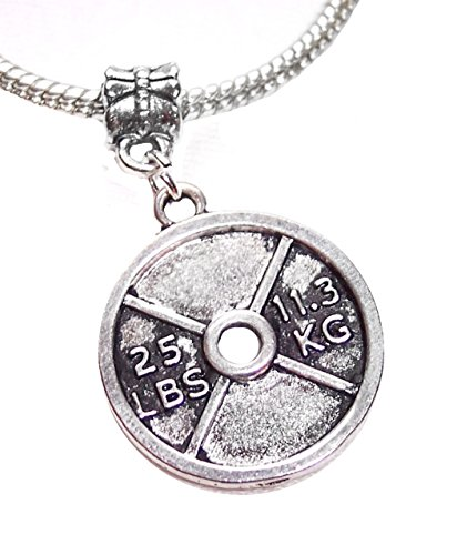 barbell-weight-lifting-25-lbs-gym-charm-for-european-bracelets