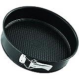 Zenker Non-Stick Carbon Steel Springform Pan, 9-Inch