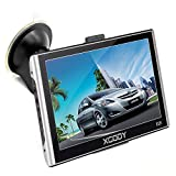 Product review for Xgody 8GB ROM 256RAM Capacitive Touchscreen 826 7Inch SAT NAV Truck Lorry GPS Navigation System Navigator with FM US Lifetime Maps Update