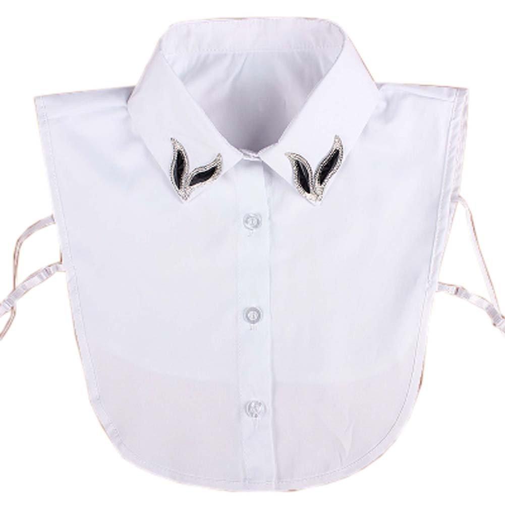 George Jimmy Sweet Detachable Collar False Collars Womens Fake Half
